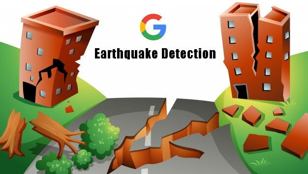 earthquake detection google