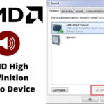 AMD High Definition Audio Device